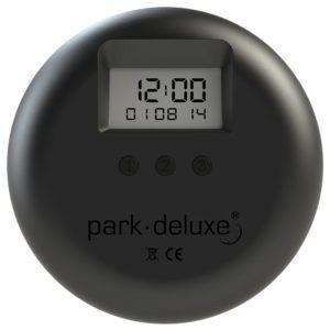 Park Deluxe elektronisk p-skive